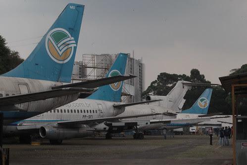 Corregedoria retoma nesta sexta desmonte de aeronaves em aeroportos brasileiros