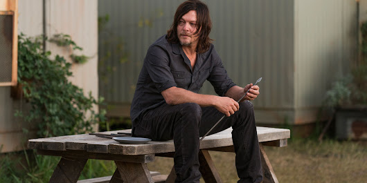 Norman Reedus Has a Message for The Walking Dead Critics