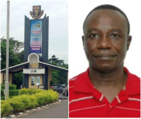 Sexual Harassment: Sacked OAU Lecturer Remanded In Prison
