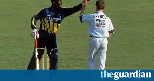 Recalling Duncan Spencer, the cricketer who lived fast and bowled even faster | Sport | The Guardian