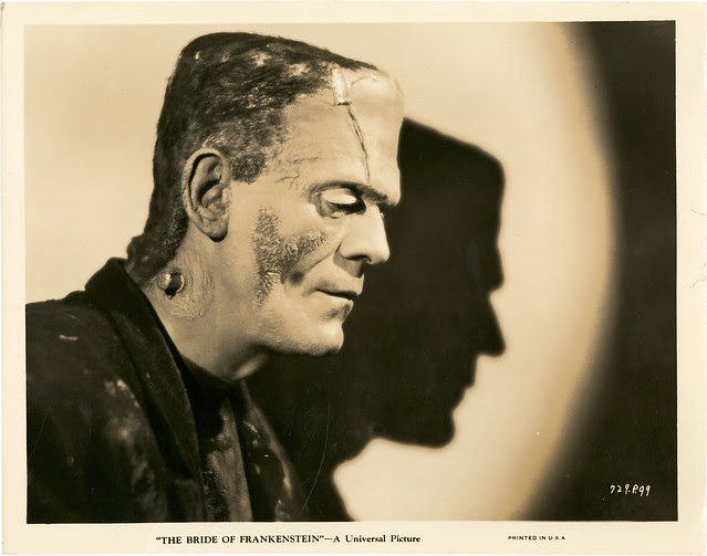 The Bride of Frankenstein (Universal, 1935) 10