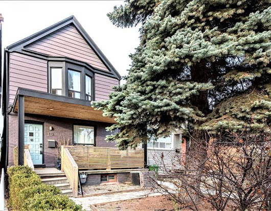 Meghan Merkle's Toronto house for sale