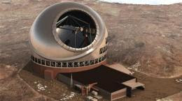 China, India to jump forward with Hawaii telescope (AP)