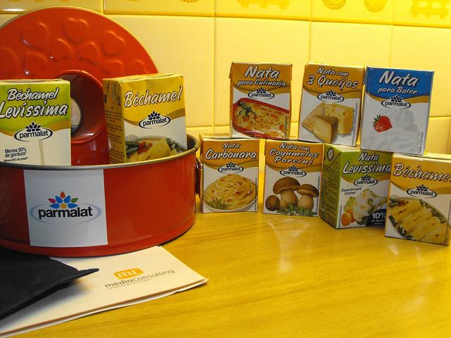 Kit oferta Parmalat