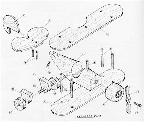draw woodworking plans online free