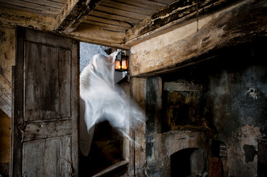 Join Us! - Ghost Stories of Delaware County and Halloween Tales with Dr. Joseph Edgette
