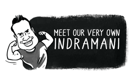 Be Like Indramani