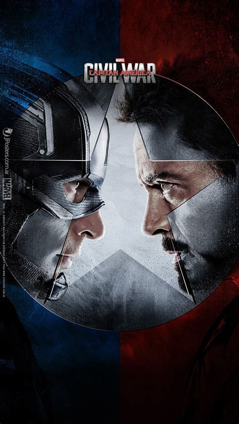 Captain America: Civil War HD Wallpapers for OnePlus 3