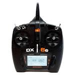 Spektrum DX6e 6 Channel Transmitter Only by Spektrum R6655