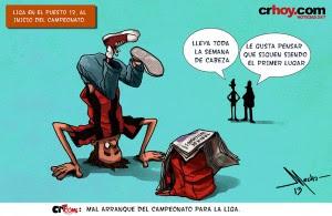 crToons: La Liga arranca y pone a sus aficionados de cabeza…