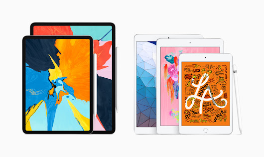 Apple's iPad Mini, iPad Air just got A12 upgrades | Apple Must