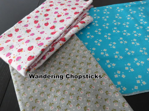 How to Sew Cake Bunting 3
