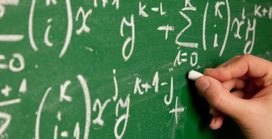 Education World: Bust These Math Myths Early to Ensure Future Student Success