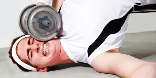 The Five Most Common Exercise Mistakes