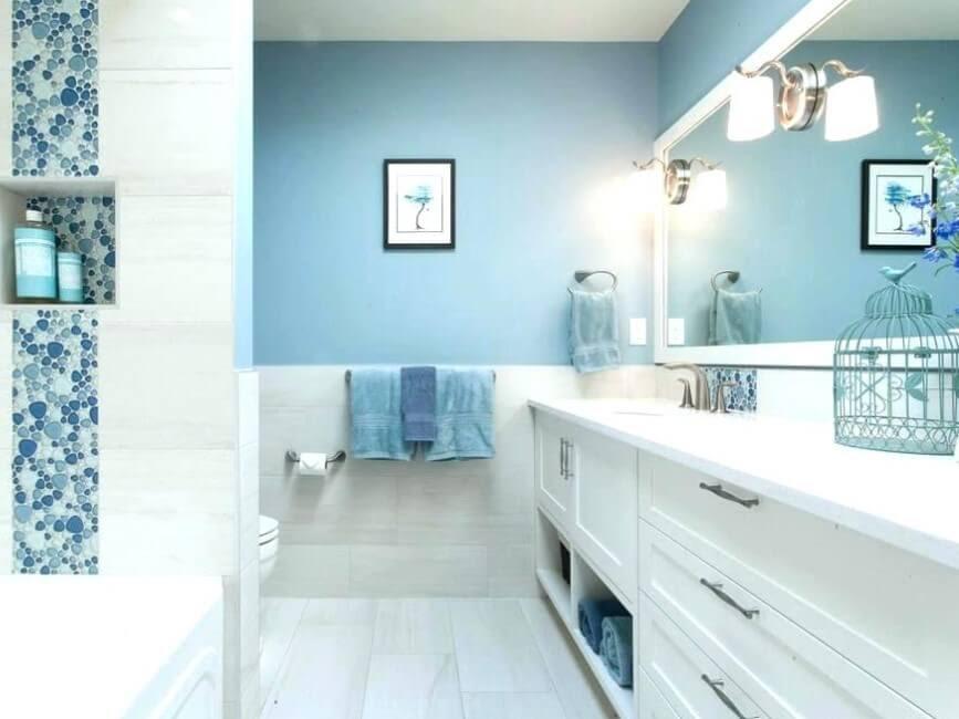 15 Bathroom Paint Color Ideas 2020 (Make Yours More ...