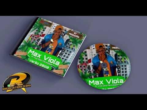 CD MAX VIOLA 2020