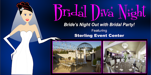 Bridal Diva Night - a Bride's Night out with Bridal Party