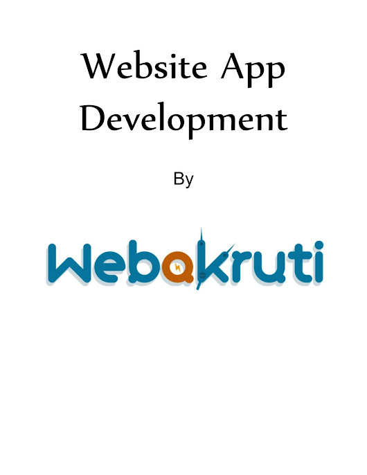 Web App Development Tips