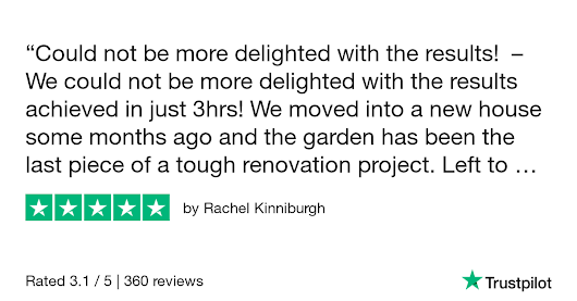 Rachel Kinniburgh gave Grab a Gardener 5 stars. Check out the full review...