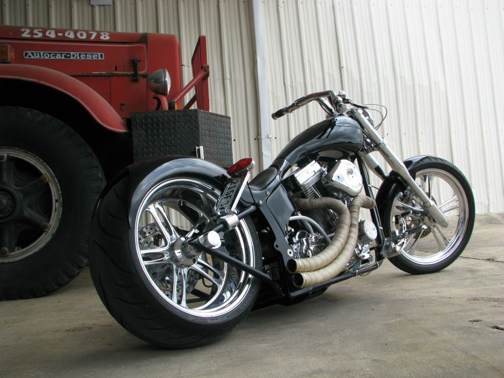 2001 Martin Brothers Custom Built Chopper for sale