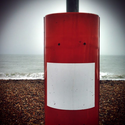 Seafront Walk - Little Red Face