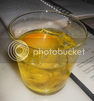 aveze gentian liqueur cocktail