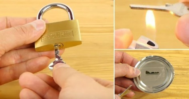 Como fazer uma cópia de chave em casa