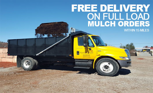 Free Delivery on Full Load Mulch Orders!