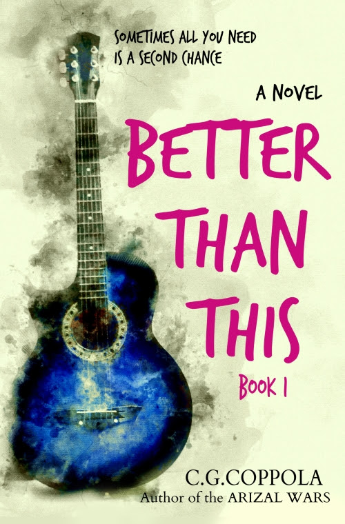 Better Than This #YA #NewRelease - Squirrel Talk