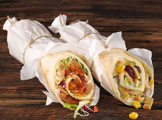 Veggie JACK-FRUCHT Wraps – Standard & Mexican Style by My Lifestyle Food - Planetbox