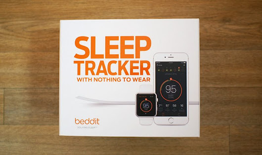Review: Apple's Beddit Offers a Comprehensive Look at Sleep Quality