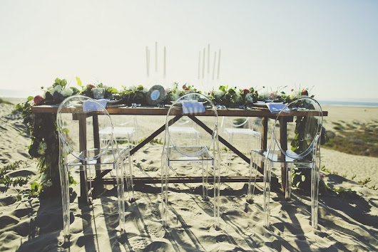 Mermaid-Themed Beach Bridal Shower | POPSUGAR Love & Sex