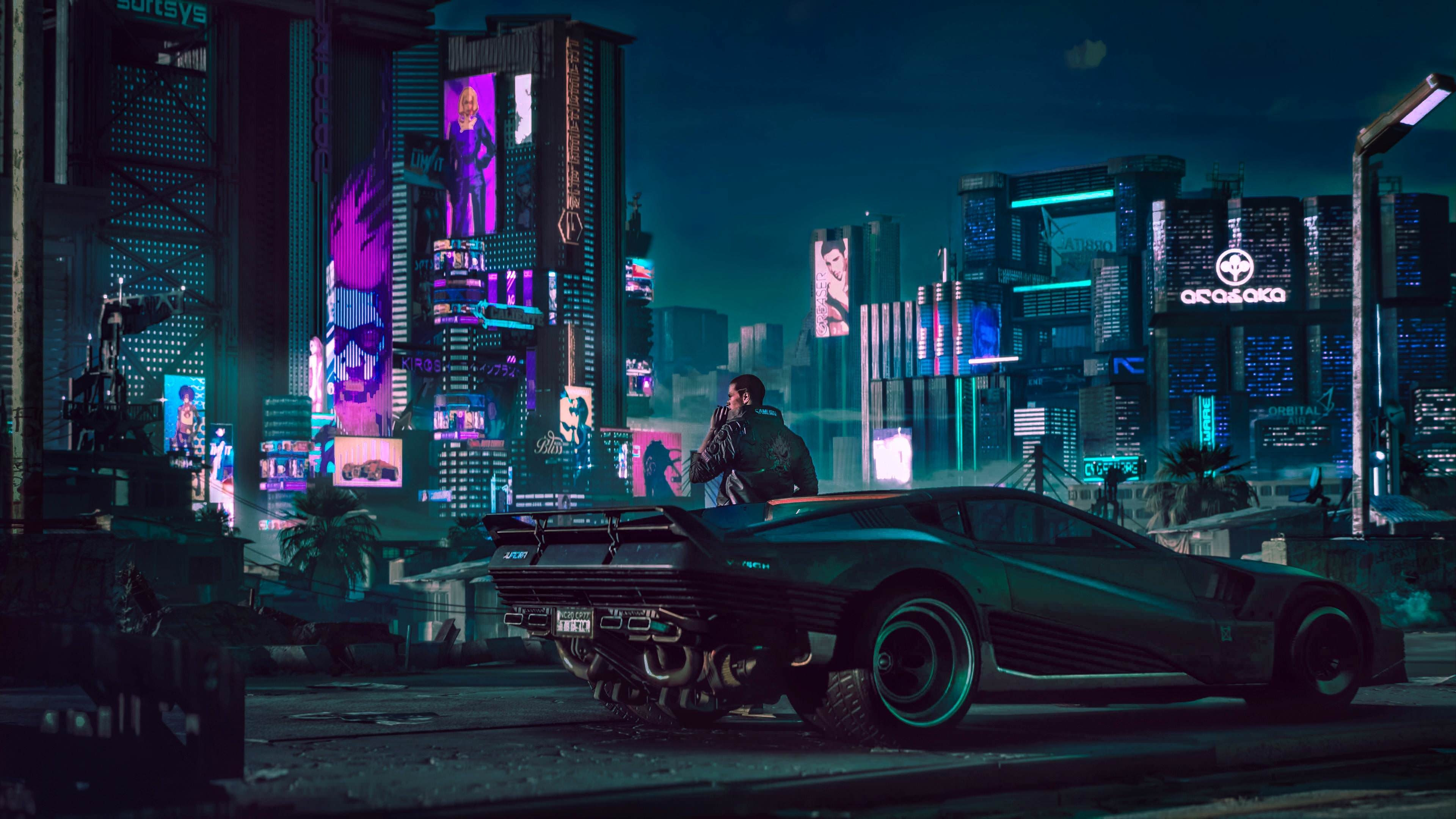 2018 Cyberpunk 2077 4k, HD Games, 4k Wallpapers, Images ...
