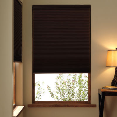 Jcpenney Home Custom Mirage Blackout Cellular Shade