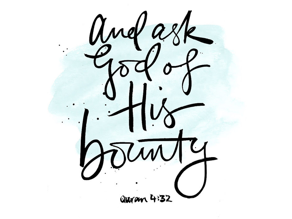 Quote Ask God Of His Bounty Life Of My Heart