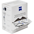 Zeiss 2203-468 Box of 200 Pre-Moistened Cleaning Cloths