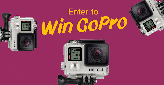 GoPro July 2015 Giveaway - Scuba Diver Life