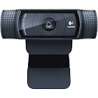 Logitech C920 HD Pro Webcam - Black