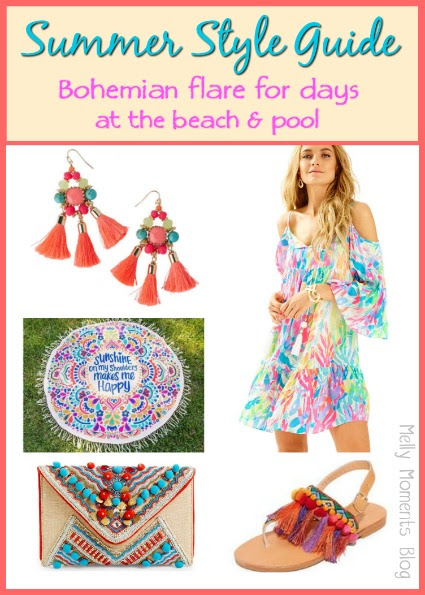 Summer Style for the Beach & Pool