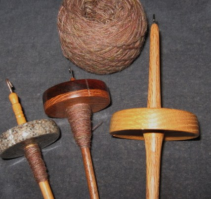 3 spindles