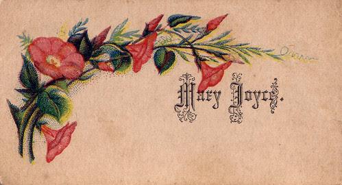 Mary Joyce