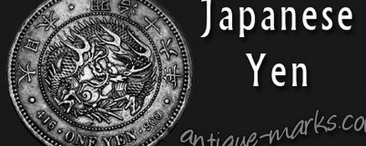 Collecting Japanese Silver Yen: The Dragon Yen 1870-1914 - Antique Marks