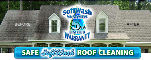 Roof Cleaning Vineland NJ