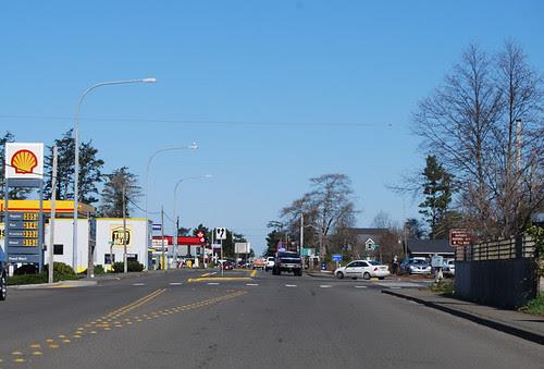 US 101 @ SR 103