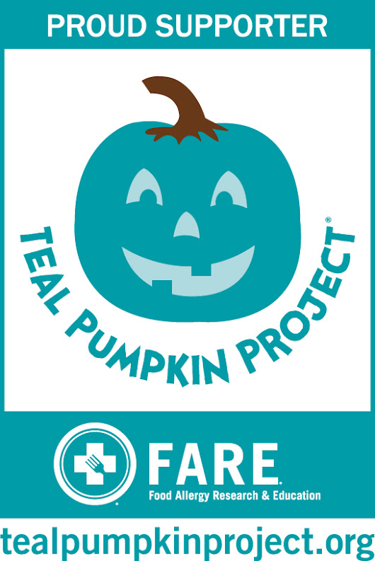 Bigger than ever – Teal pumpkins are back in 2016! #TealPumpkinProject