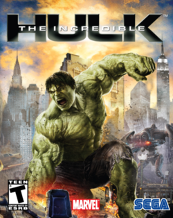 THE INCREDIBLE HULK GAME + TRADUÇÃO (PT-BR) (PC)
