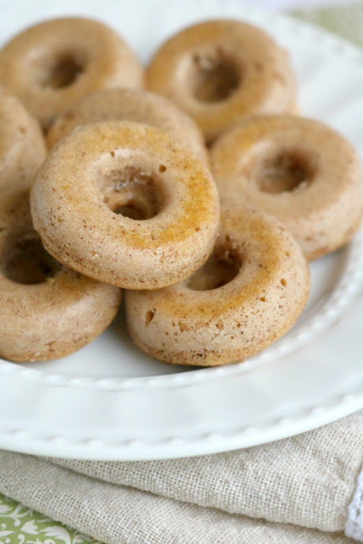 Protein-Packed Mini Donuts Recipe