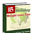 15 Holiday Weight Loss Tips for losing weight this summer. PDF e Book - Unrestricted Private Label Rights