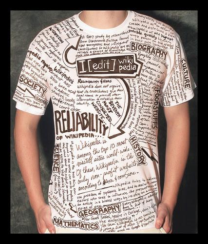 Wikipedia - T-shirt