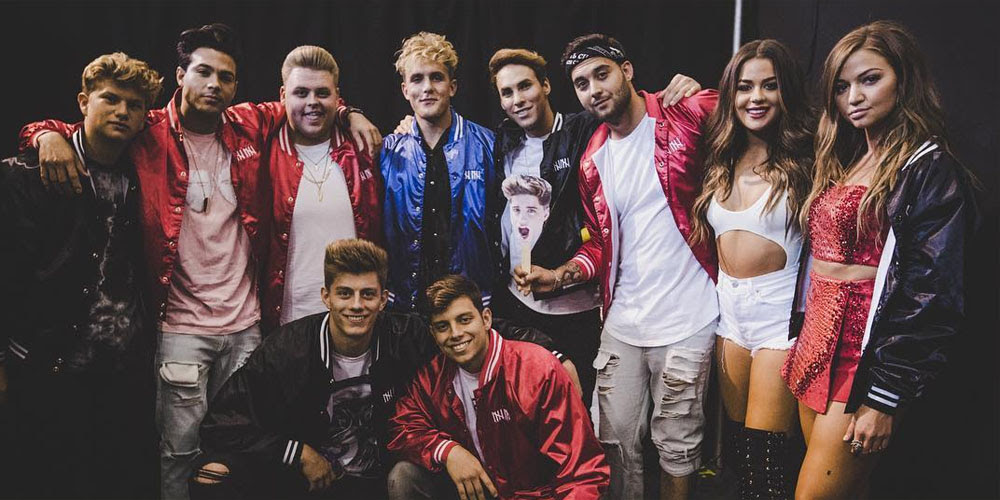 Who\u2019s Actually In Jake Paul\u2019s Team 10? Meet Them All Here